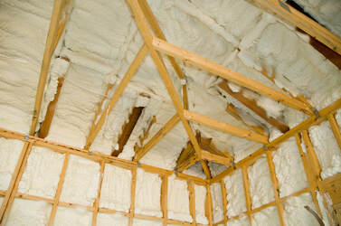 Spray Foam Insulation St. Petersburg