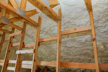 Spray Foam Insulation Installation St. Petersburg FL