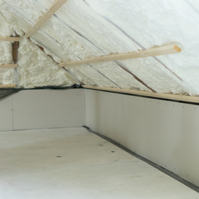 Spray Foam Insulation Saint Petersburg FL