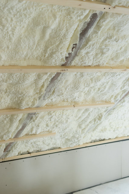 Spray Foam Insulation Saint Petersburg