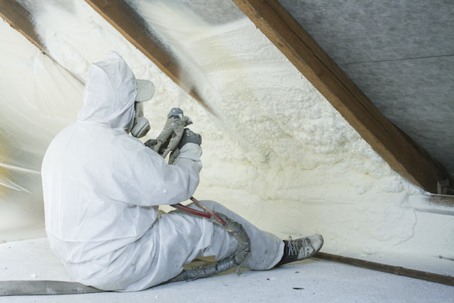 Spray Foam Insulation St Petersburg FL